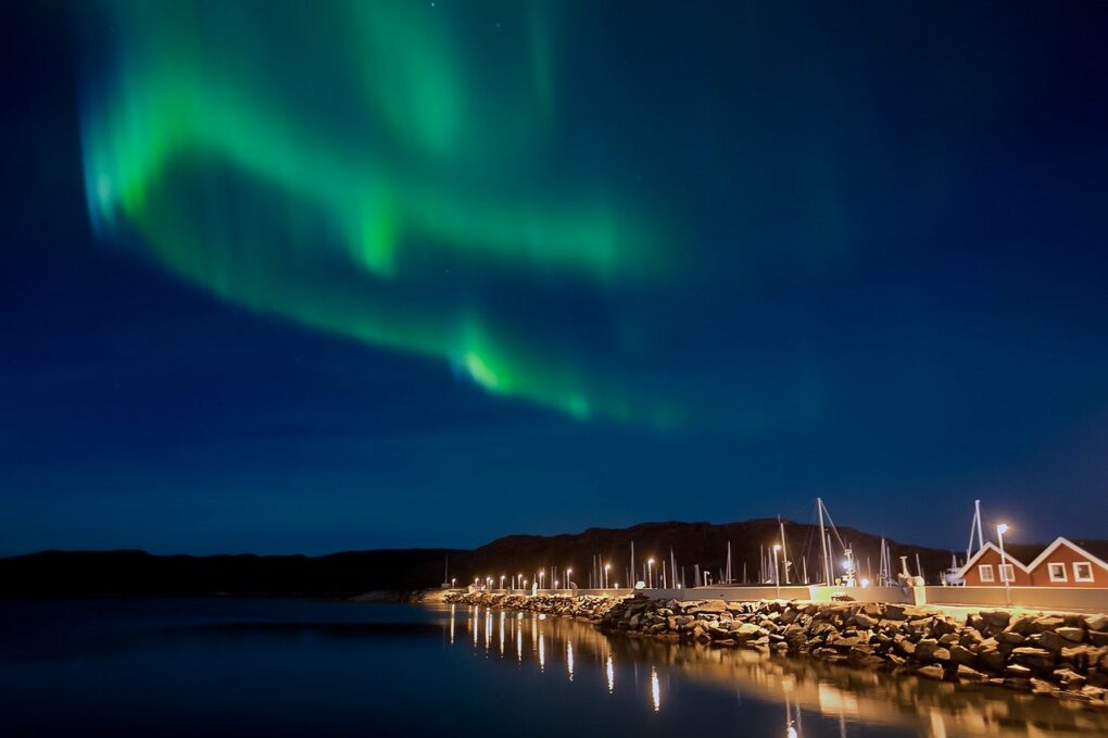 Nordlyset i norge